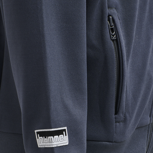 hmlJOBSE ZIP JACKET , OMBRE BLUE , packshot