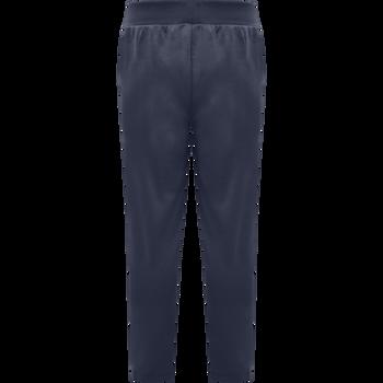 hmlLINE PANTS, BLACK IRIS, packshot