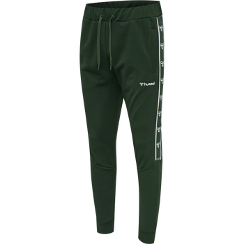 HMLMILOS PANT, DARK AMAZON, packshot