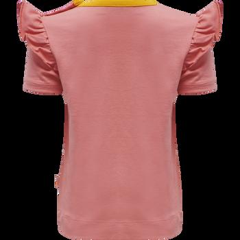 hmlANNI T-SHIRT S/S, TEA ROSE, packshot