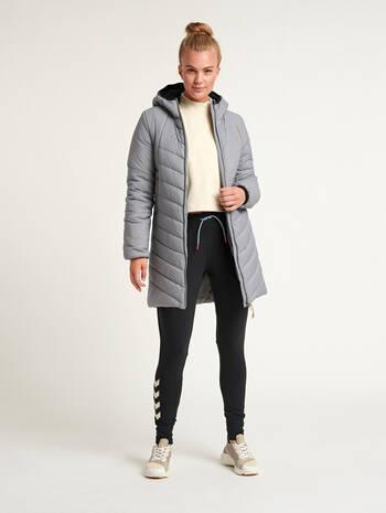 hmlVEGA COAT, SHARKSKIN, model