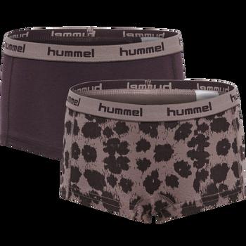 hmlCAROLINA HIPSTERS 2-PACK, FUDGE , packshot