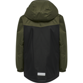 hmlCONRAD JACKET, OLIVE NIGHT, packshot