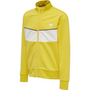 hmlTURUL TRACKSUIT , MAIZE, packshot