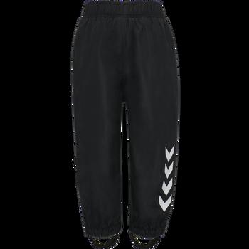 hmlTARO PANTS MINI, BLACK, packshot