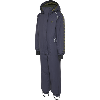 hmlPOWDER SNOWSUIT, GRAPHITE, packshot