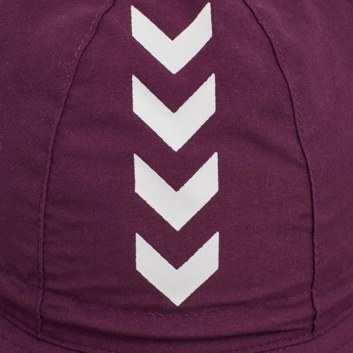 hmlSTARFISH HAT, PURPLE POTION, packshot