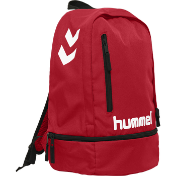hmlPROMO BACK PACK, TRUE RED, packshot