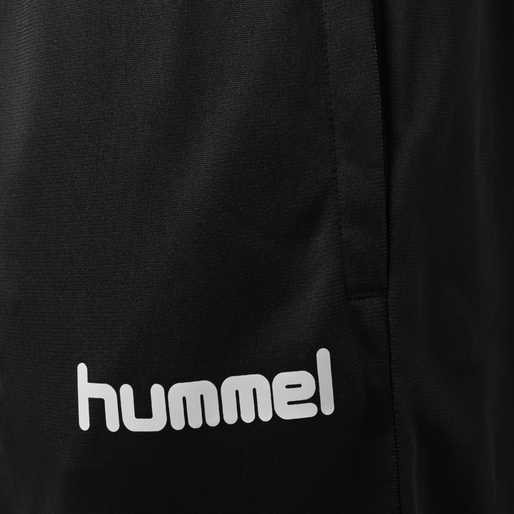 hmlPROMO POLY SUIT, BLACK, packshot