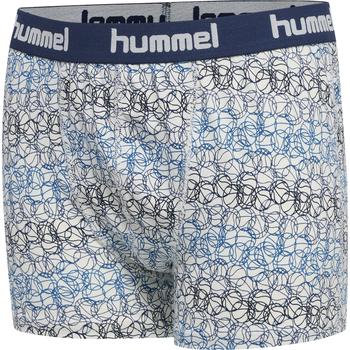 hmlNOLAN BOXERS 2-PACK, ESTATE BLUE, packshot