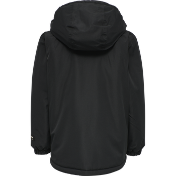 hmlCOZY JACKET, BLACK, packshot