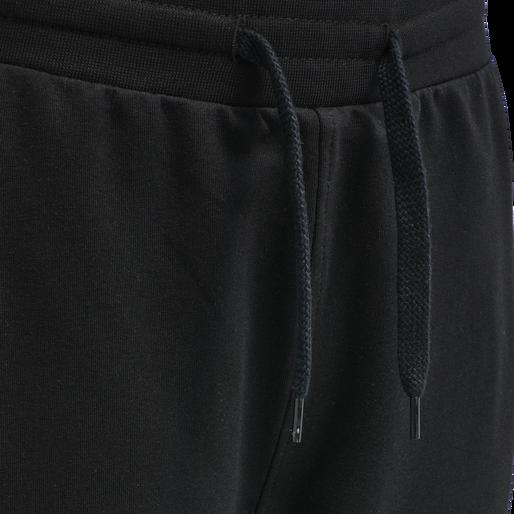 hmlMONO PANTS, BLACK, packshot