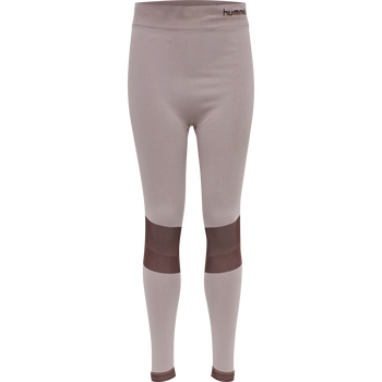 hmlKITH SEAMLESS TIGHTS, DEAUVILLE MAUVE, packshot