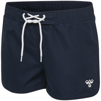hmlCOCO SWIMSHORTS, BLACK IRIS, packshot