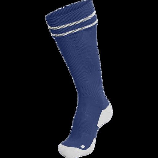 ELEMENT FOOTBALL SOCK , TRUE BLUE/WHITE, packshot