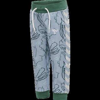 hmlPHILIP PANTS, BLUE FOG, packshot