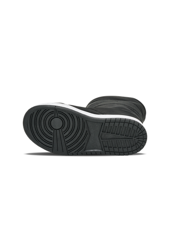 PUFFER BOOT JR , BLACK, packshot