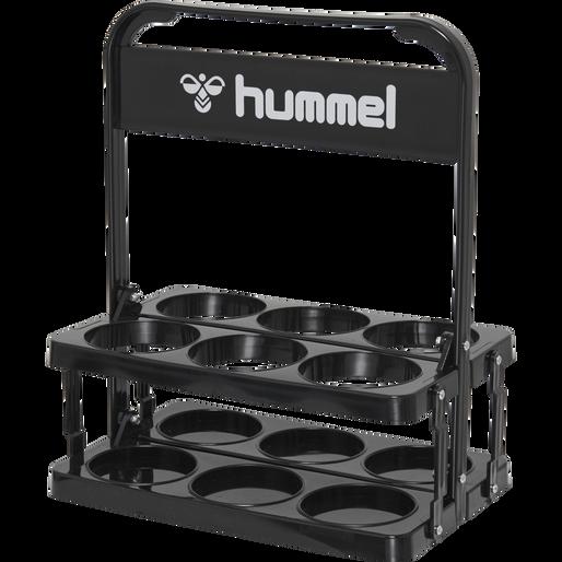 HUMMEL WATERBOTTLE CARRIER, BLACK, packshot