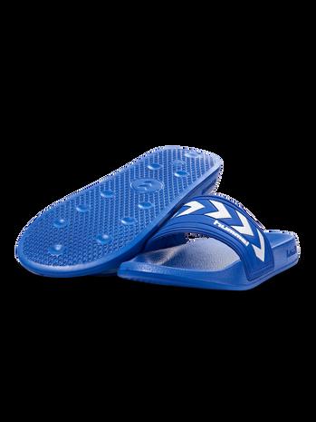 LARSEN SLIPPER, TRUE BLUE, packshot