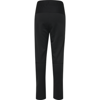 hmlASK PANTS, BLACK, packshot