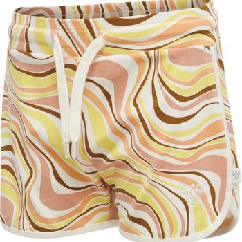 hmlSHELLY SHORTS, CORAL PINK, packshot