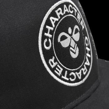 hmlDEXTER CAP, BLACK, packshot
