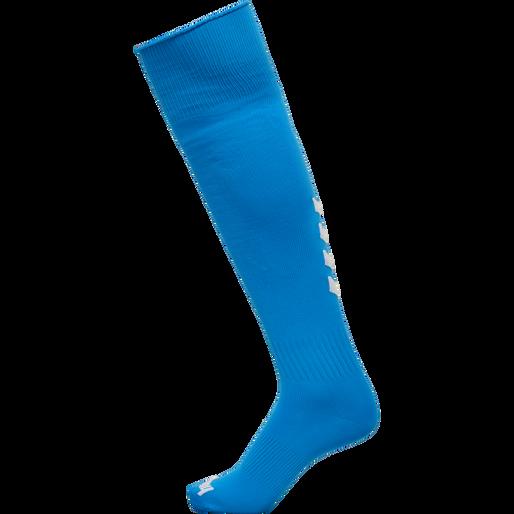 hmlPROMO FOOTBALL SOCK, DIVA BLUE, packshot