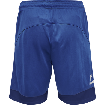 hmlLEAD POLY SHORTS, TRUE BLUE, packshot