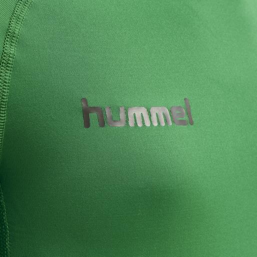 HUMMEL FIRST PERFORMANCE KIDS JERSEY L/S, JELLY BEAN, packshot