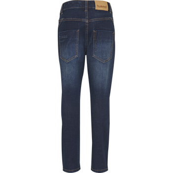 hmlFIVE PANTS, DARK DENIM, packshot