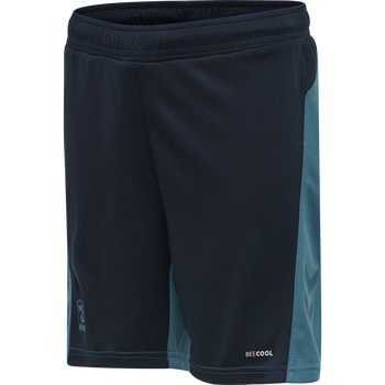 hmlACTION SHORTS KIDS, DARK SAPPHIRE/BLUE CORAL, packshot