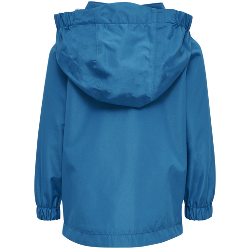 hmlOJO JACKET, MYKONOS BLUE, packshot