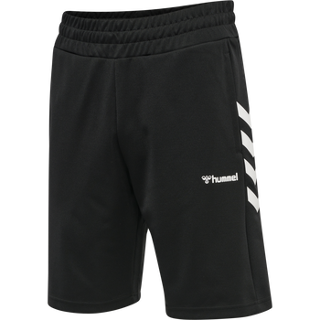 HMLFALCONZO SHORT, BLACK, packshot