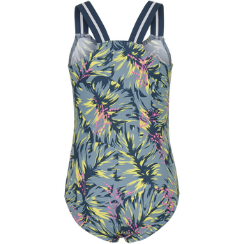 hmlZOEY SWIMSUIT, MAJOLICA BLUE, packshot