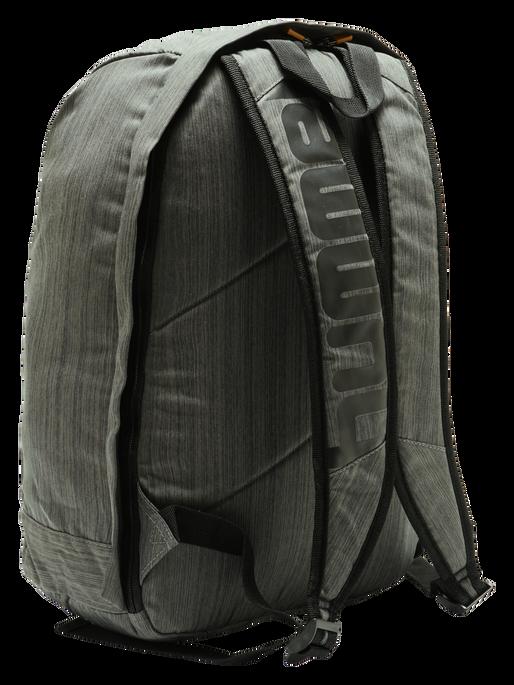URBAN SPORTS BACK PACK, BLACK MELANGE, packshot