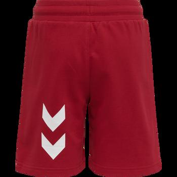 hmlFRYD SHORTS, TANGO RED, packshot