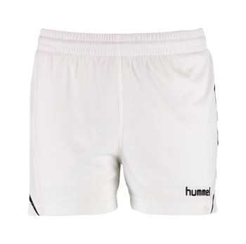 AUTHENTIC CHARGE POLY SHORTS WOMAN, WHITE, packshot