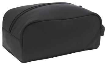 LIFESTYLE TOILETRY BAG, BLACK, packshot