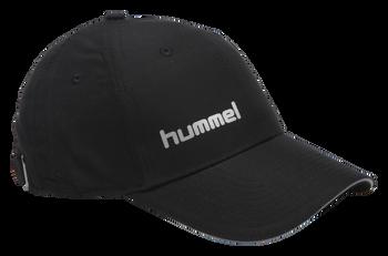 BASIC CAP, BLACK, packshot