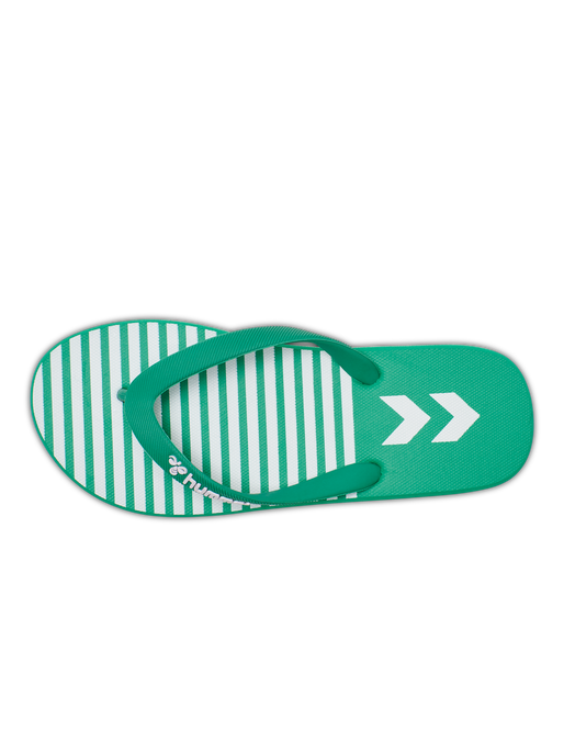HML FLIP FLOP, PEPPER GREEN, packshot