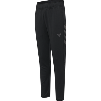 hmlBIRK PANTS, BLACK, packshot