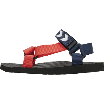 STRAP SANDAL, MULTI COLOUR, packshot