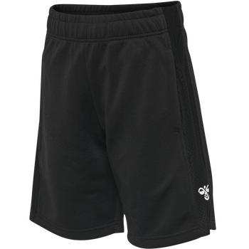 hmlGORM SHORTS, BLACK, packshot