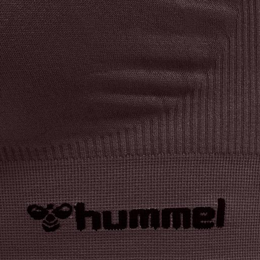 hmlTIF SEAMLESS SPORTS TOP, FUDGE , packshot
