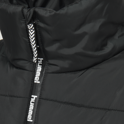 hmlNORTH JACKET, BLACK, packshot