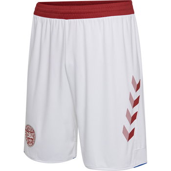 DBU HOME SHORTS 18/19, WHITE, packshot