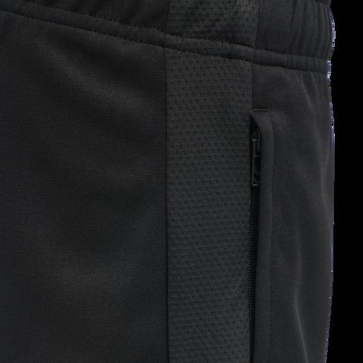 hmlBRICK SHORTS, BLACK, packshot