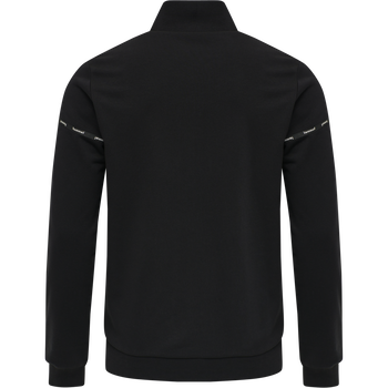 HMLMELAMOUS ZIP JACKET, BLACK, packshot