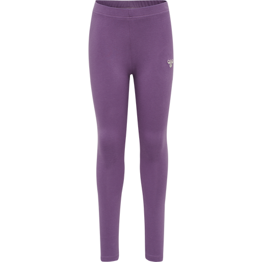 hmlONZE TIGHTS, CHINESE VIOLET, packshot