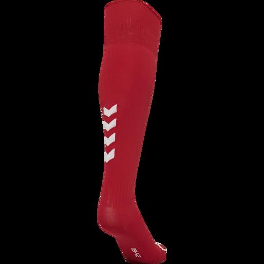 hmlPROMO FOOTBALL SOCK, TRUE RED, packshot
